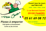 Logo Pizza Jenzo