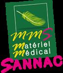 Logo MMS - MatérielsMédical Sannac