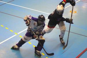 Match roller hockey